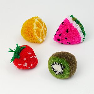 Exotic Fruits Crafts