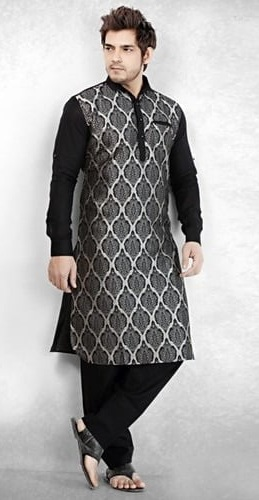 Fancy Mens Pathani Kurta