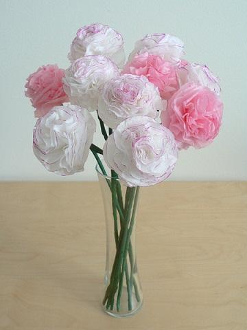 Flower Bouquet Decor Crafts