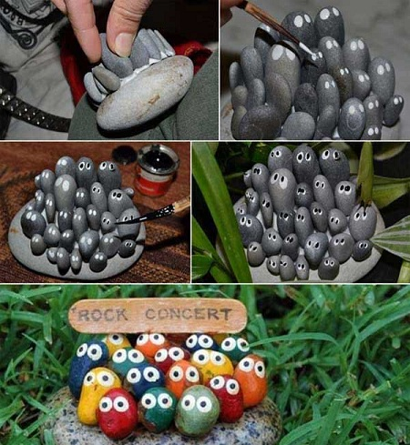 Garden Projects Craft Ideas