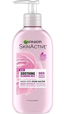 Garnier Milk Face Wash