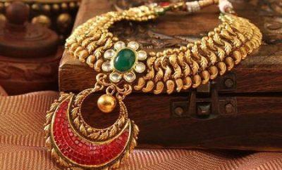 25 grams gold necklace designs