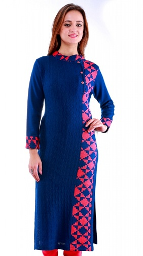 Geometrical Kurti for Winter