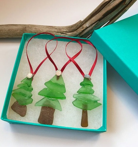 Glass Ornaments as a Craft
