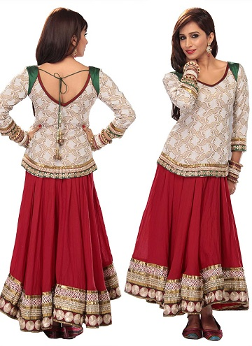 1f079c212832 15 Best Long And Short Kurtis for Skirts In India | Styles At Life