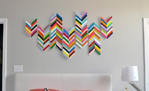 Home Art and Craft Ideas