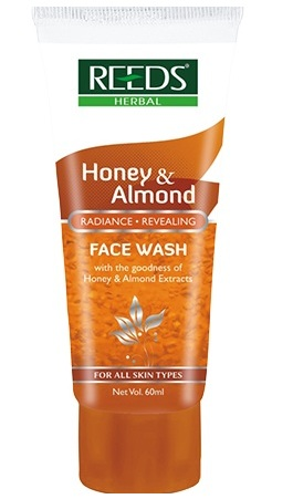 Honey & Almond Face Wash