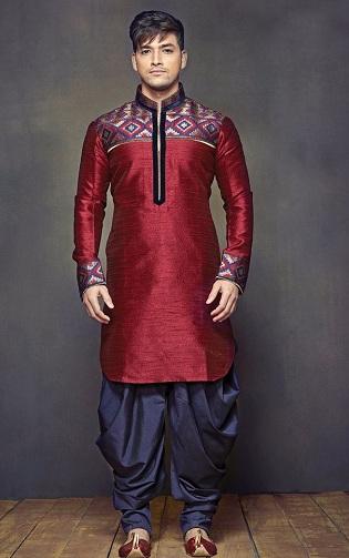 New Cloth Design For Man