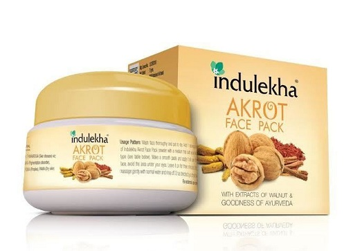 indulekha face pack