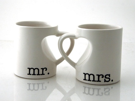 Intertwined Mugs This Is A Cute Gift For Friends On Their Anniversary