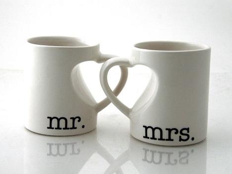 Intertwined Mugs