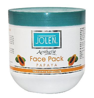 Jolen Aesthetic Papaya Face Pack