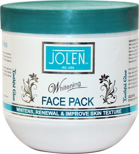 Jolen Aesthetic Whitening Face Pack