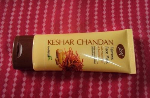 Joy Kesar Chandan Fairness Face Pack