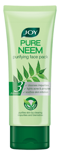 Joy Pure Neem Purifying Face Pack