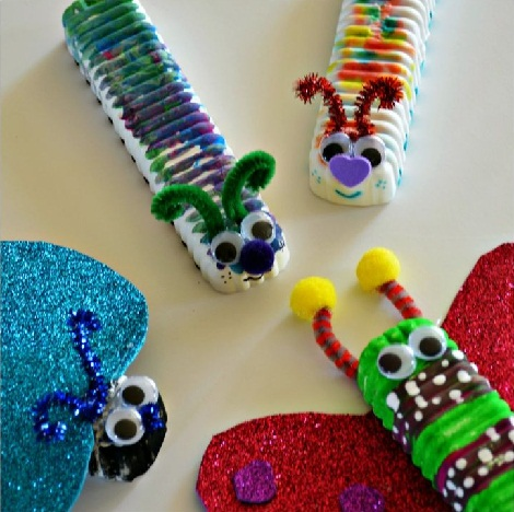 Kids Colourful Plaster of Paris Crafts