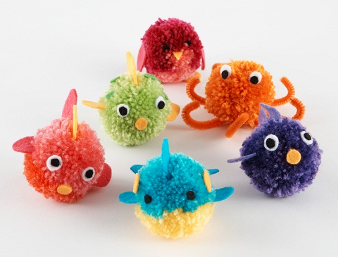 Kids Funny Crafts