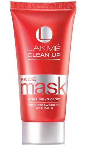 Lakme Strawberry Cleanup Face Mask