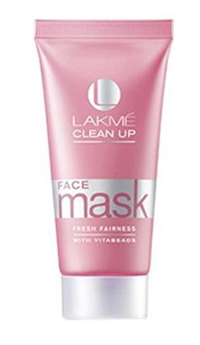 Lakme Cleanup Face Mask-Fresh Fairness