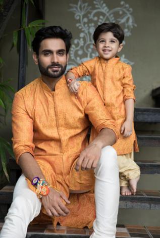 Latest Ethnic Designer Kurta for Diwali