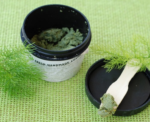 Lush Herbalism Facial Cleanser