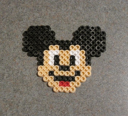 Mickey Mouse Beads