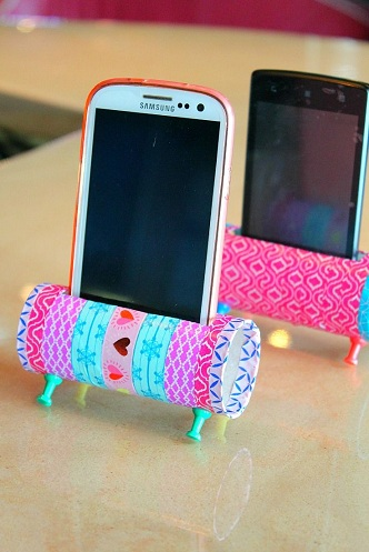 Mobile Stand Fun Craft