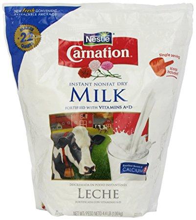Nestle Powdered Milk