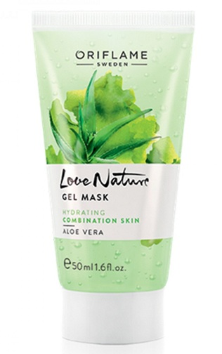 Oriflame Love Nature Gel Mask Aloe Vera
