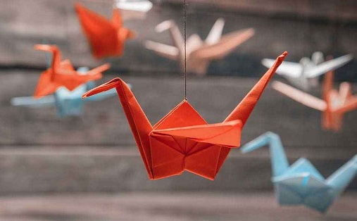 These Craft Hobby Ideas Were Started By The Chinese And It Involves Folding Paper In A Way To Create Objects
