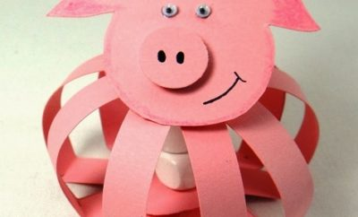 9 Cute Pig Arts And Crafts Ideas For Kids And Toddlers