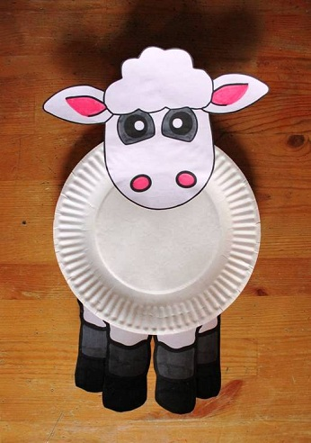 Paper Plate Wolf Crafts & 9 Best Wolfcraft Ideas For Kids And Preschoolers | Styles At Life