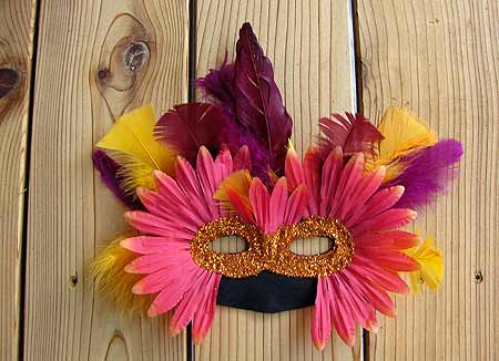 Party Time Mask Craft