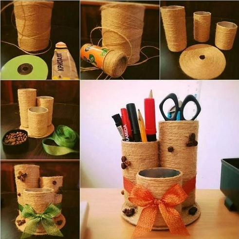 Pencil Holder Craft Ideas
