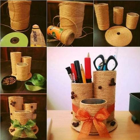 Pencil Holder Craft Ideas