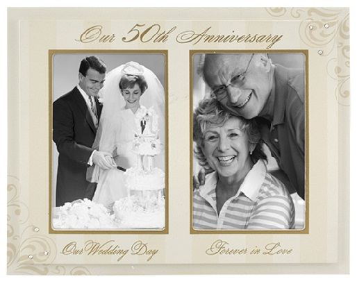 5 Personalized Photo Frame This Lovely 50th Anniversary Gift Ideas