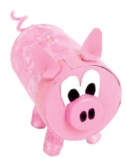 Piggy Bank Pigs Crafts