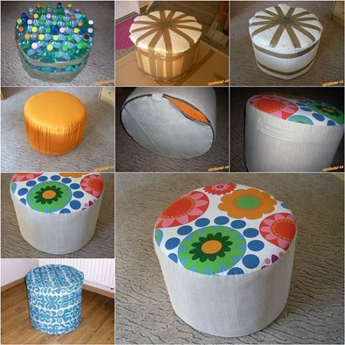 Plastic Bottles Craft Ideas