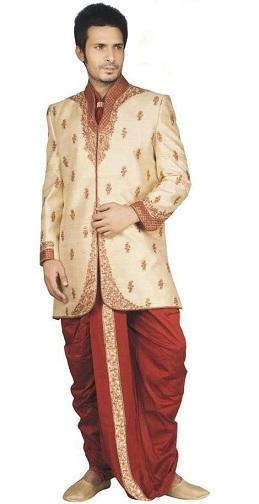 Rajwadi Kurta Design