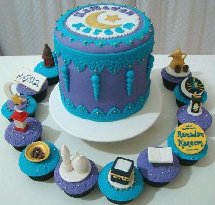 Ramadan Cake