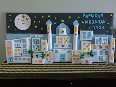 9 Latest Ramadan Crafts For Kids And Preschoolers Styles At Life