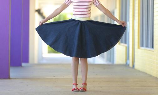 Round Skirt