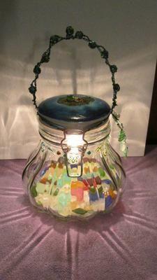 Sea Glass Craft