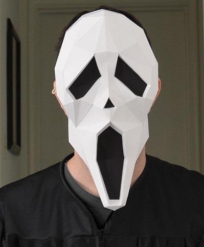 Serial Killer Mask Craft