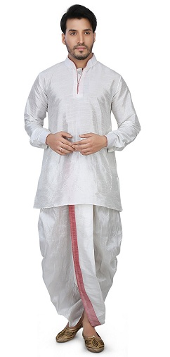 Short Kurta for Groom