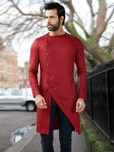 Side Open Kurta