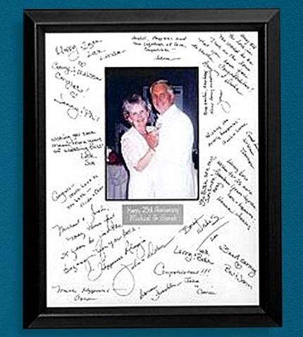 Signature Frame Gift