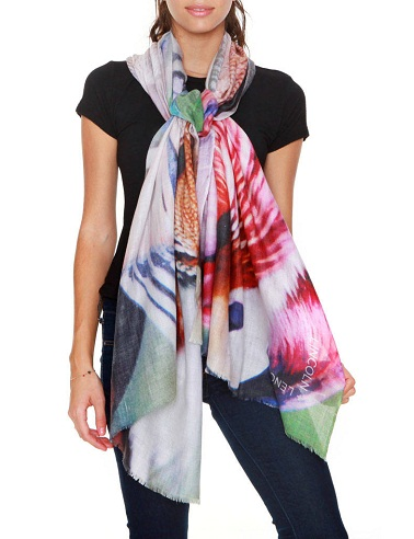 Silk Scarf for her