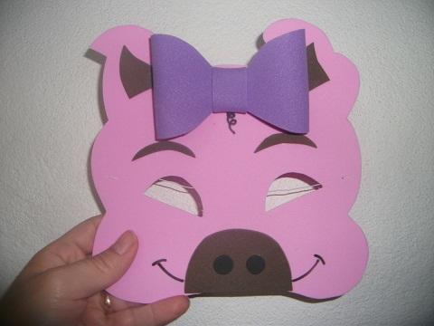 Simple Kid's Pig Crafts