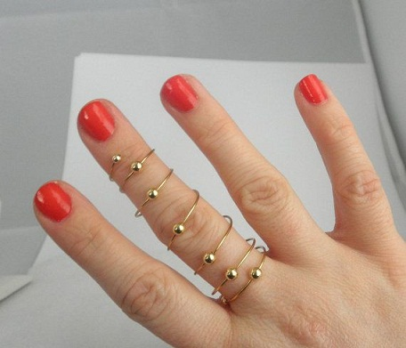 full finger ring designs